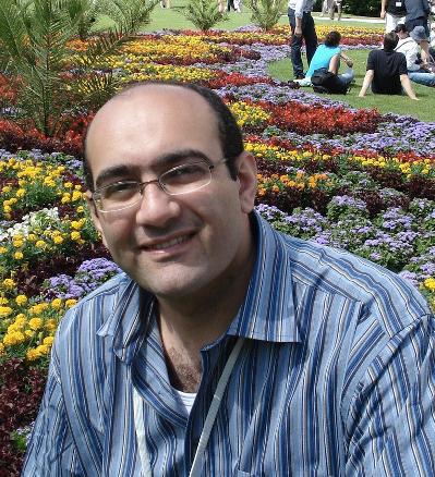 Professor Waleed Moslem, Port Said University and The British University in Egypt   Photo