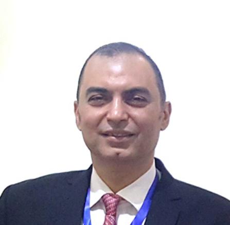 Professor Walid Tawfik, Cairo University, National Institute of Laser Enhanced Sciences Photo