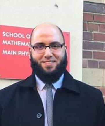 Dr Ibrahem Elkamash, Mansoura University Photo